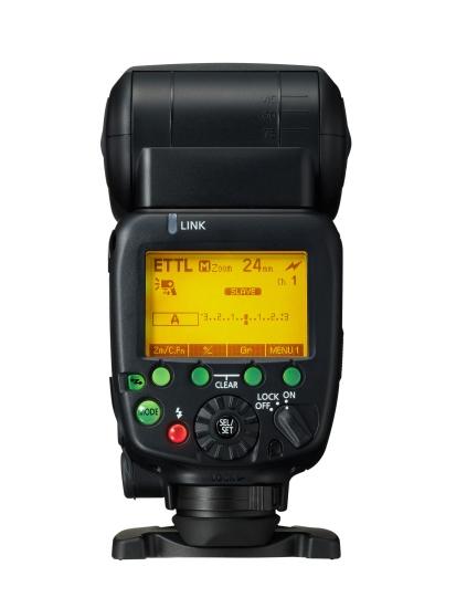 Canon Blesk externí Speedlite 600EX-RT - 5296B007