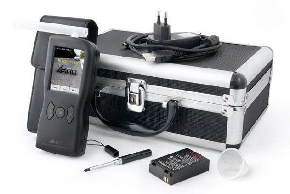 ALKOHIT X500 business elektrochemický profesionální alkohol tester - AlkohitX500