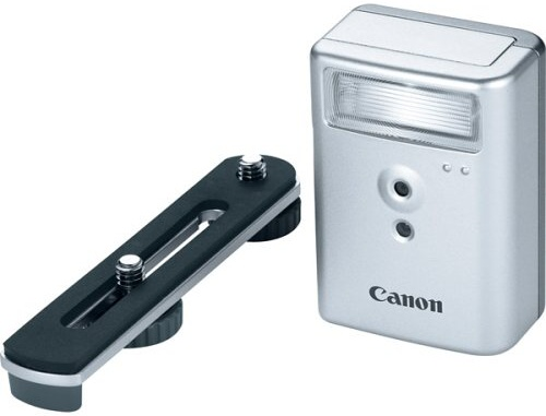 Canon HF-DC2 - přídavný blesk pro řadu A/S a Ixus - 5189B001