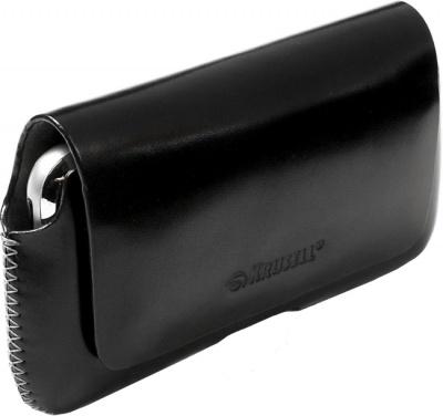 Krusell pouzdro Hector - 3XL - Samsung Galaxy S III/S II/Nexus, HTC One X 71x135x10 mm (černá) - PKR-95549