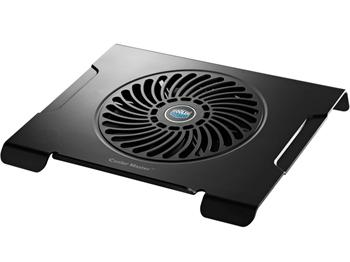 "Coolermaster chladicí podstavec CMC3 pro NTB 12-15"" black, 20cm fan - R9-NBC-CMC3-GP"