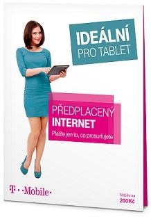 T-mobile Twist Online Internet SIM s kreditem 200 Kč - 719057