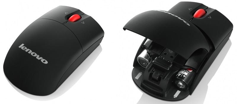 Lenovo myš Laser Wireless - 0A36188