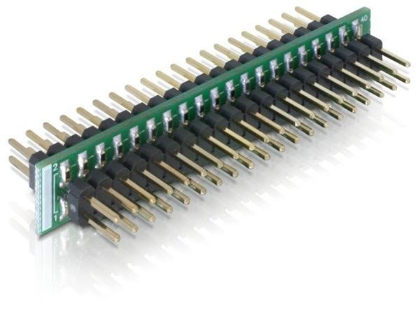 Delock Adaptér 40 pin IDE samec > 40 pin IDE samec - 65089