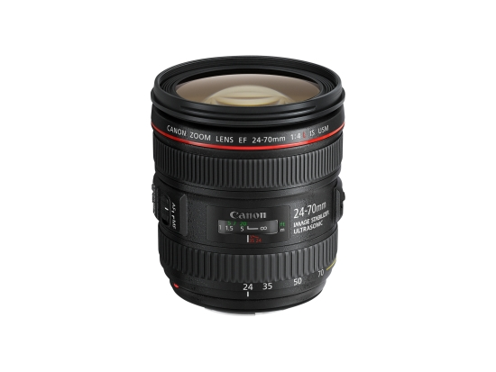 Canon EF 24-70mm f/4L IS USM - NOVINKA - 6313B005