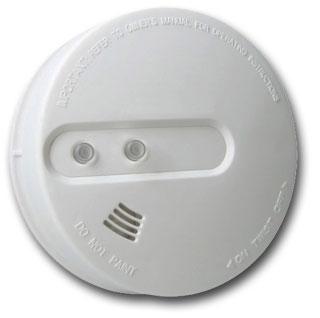 EVOLVEO bezdrátový detektor kouře a teploty pro Alarmex/Sonix, lze využít i samostatně - ACS SMKY3