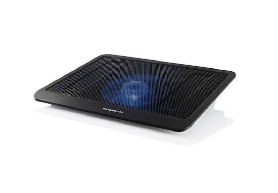 """Modecom chladící podložka pod notebook MC-CF13 s větráčkem, pro notebooky do velikosti 14"""" - PL-MC-CF-13"""