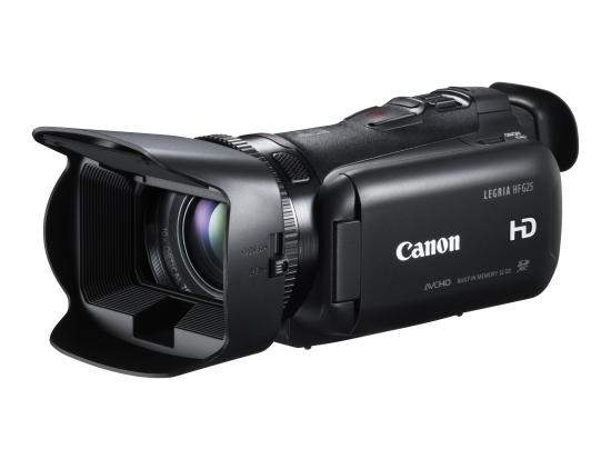 Canon HF G25 Full HD kamera - HD CMOS Pro, 2MP,10x zoom,32GB,Black - 8063B011