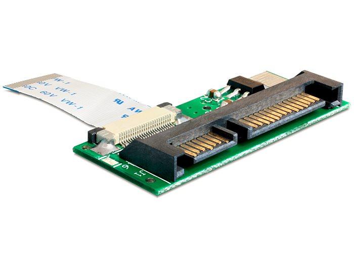 Delock adaptér LIF HDD > SATA 22 pin - 62428