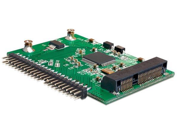 Delock adaptér mSATA SSD > IDE 44 pin - 62434