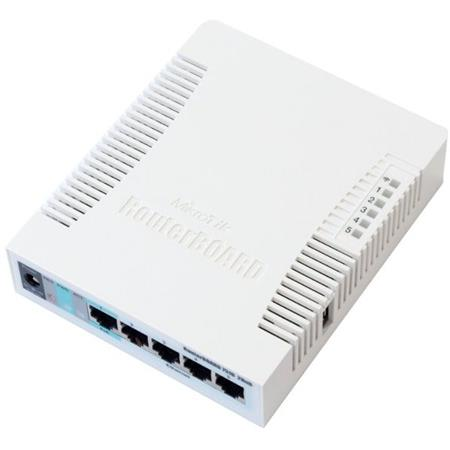 MikroTik RouterBOARD - RB951G-2HnD - RB951G-2HnD