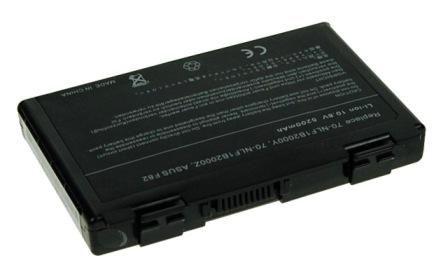 Náhradní baterie AVACOM Asus K40/K50/K70 Li-ion 10,8V 5200mAh - NOAS-K40-S26