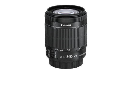 Canon EF-S 18-55mm f/3.5-5.6 IS STM - 8114B005