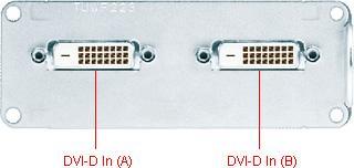 Panasonic TY-FB30DD3D, Dual DVI Terminal Board s 3D signálem - TY-FB30DD3D