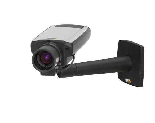 AXIS Q1604, 2.8-8 mm lens, PoE, SD/SDHC, HDTV 720p /1MP - 0439-001