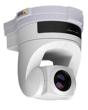 AXIS 214PTZ, 18x optical zoom, PTZ, MPEG-4 - 0245-002