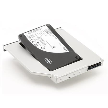 Dell rámecek pro sekundární HDD do Media Bay šachty pro Latitude E6320, E6420, E6520 - 2BSKM