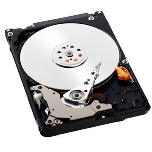 """WD SCORPIO BLUE WD3200LPVX 320GB SATA/600 8MB cache, 2.5"""" AF, 7mm - WD3200LPVX"""