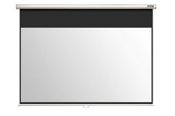 M90-W01MG Projection Screen 90.. (16:9) Wall & Ceiling Gray Manual - plátno - MC.JBG11.001