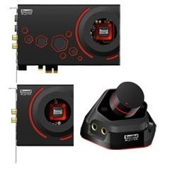 Creative Sound Blaster ZXR PCI-Express zvuková karta 5.1 - 70SB151000001