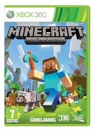 Microsoft XBox 360 hra Minecraft - G2W-00016