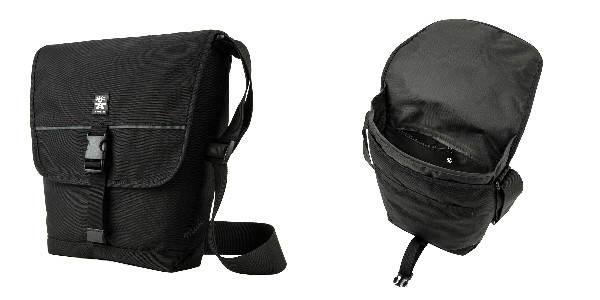 Crumpler Muli Sling L- black - MUS-L-001
