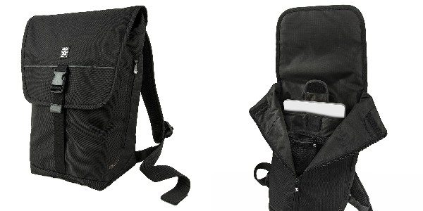 Crumpler Muli Backpack M - black - MUBP-M-001