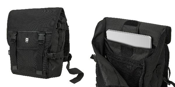 Crumpler Muli Backpack L - black - MUBP-L-001