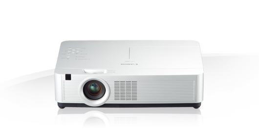 Canon projektor LV-7490 LCD/XGA/4000lm/2000:1/LAN/repro - 5315B003