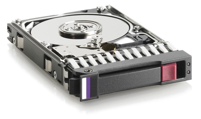 """HP 500GB 6G SATA 7.2k 2.5"""" SC MDL HDD - 655708-B21"""