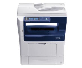 Xerox WC 3615DN MFP ČB LJ MFP, A4, 45str. (Copy/Print/Scan/Fax),DADF,Duplex,Ethernet - 3615V_DN