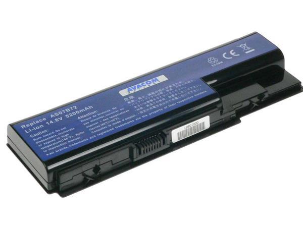 Náhradní baterie AVACOM Acer Aspire 5520/5920 Li-ion 14,8V 5200mAh - NOAC-5520-806