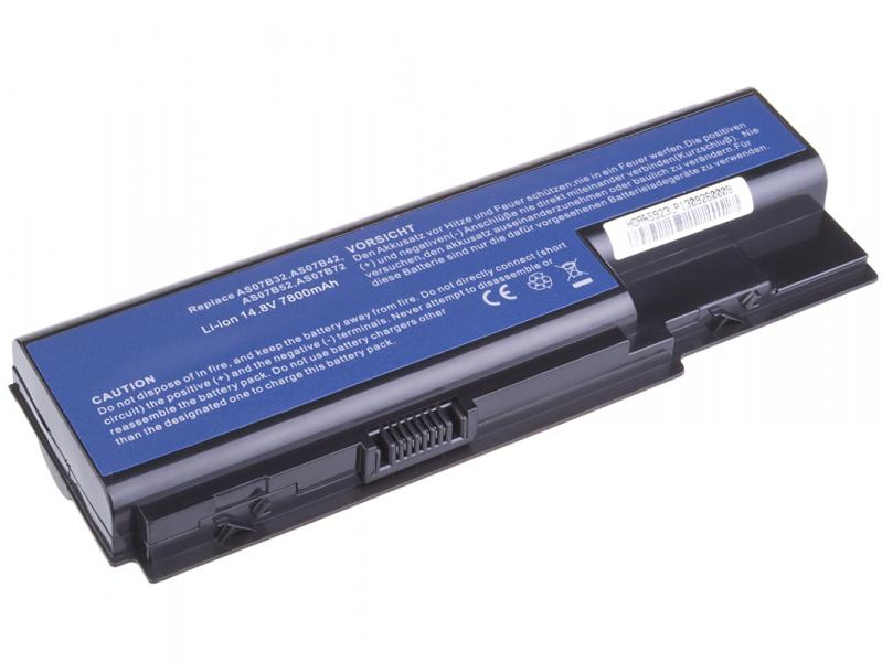 Náhradní baterie AVACOM Acer Aspire 5520/5920 Li-ion 14,8V 7800mAh/115Wh - NOAC-552H-S26