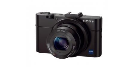 SONY RX100 II Digitální kompaktní fotoaparát - DSCRX100M2.CE3