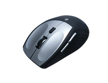 CONNECT IT Bluetooth laserová myš, stříbrná - CI-189
