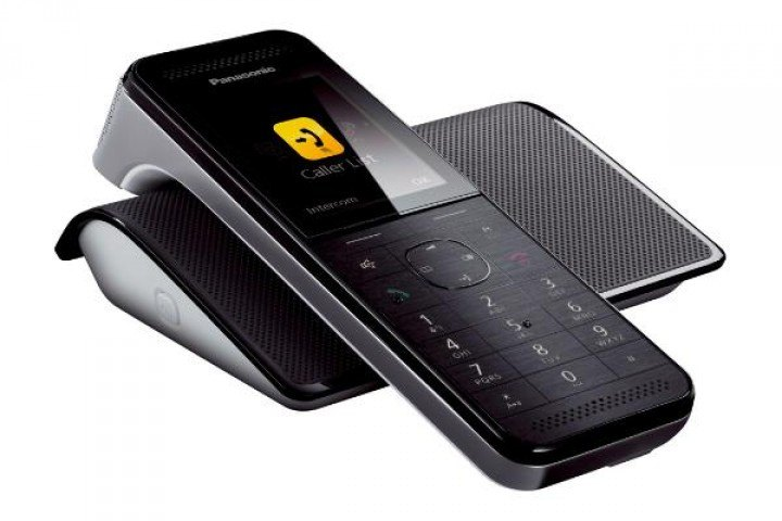 Panasonic KX-PRW110FXW, Premium DECT telefon s funkcí Smartphone Connect , WiFi - KX-PRW110FXW