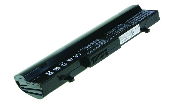 2-Power baterie pro ASUS EEE PC 1001/1005/1101/R105 Li-ion (6cell), 11.1V, 4600mAh, černá - CBI3133B