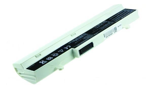2-Power baterie pro ASUS EEE PC 1001/1005/1101/R105 Li-ion (6cell), 11.1V, 4600mAh, bílá - CBI3133A