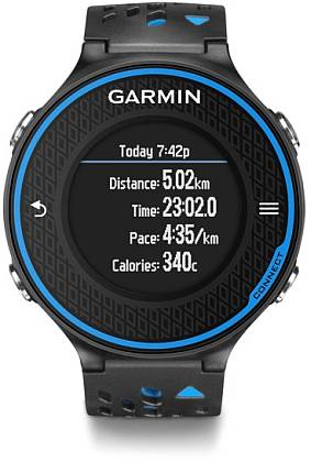 Garmin Forerunner 620 HR Run Black - 010-01128-40