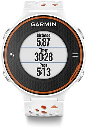 Garmin Forerunner 620 HR Run White - 010-01128-41