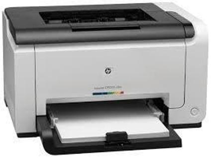 HP Color LaserJet Pro CP1025nw ePrint (A4,16ppm, USB 2.0, Ethernet, Wi-Fi) - CE918A