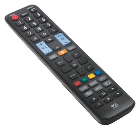 One For All Samsung URC1910 - univerzální dálkový ovladač pro TV Samsung - 3233019100