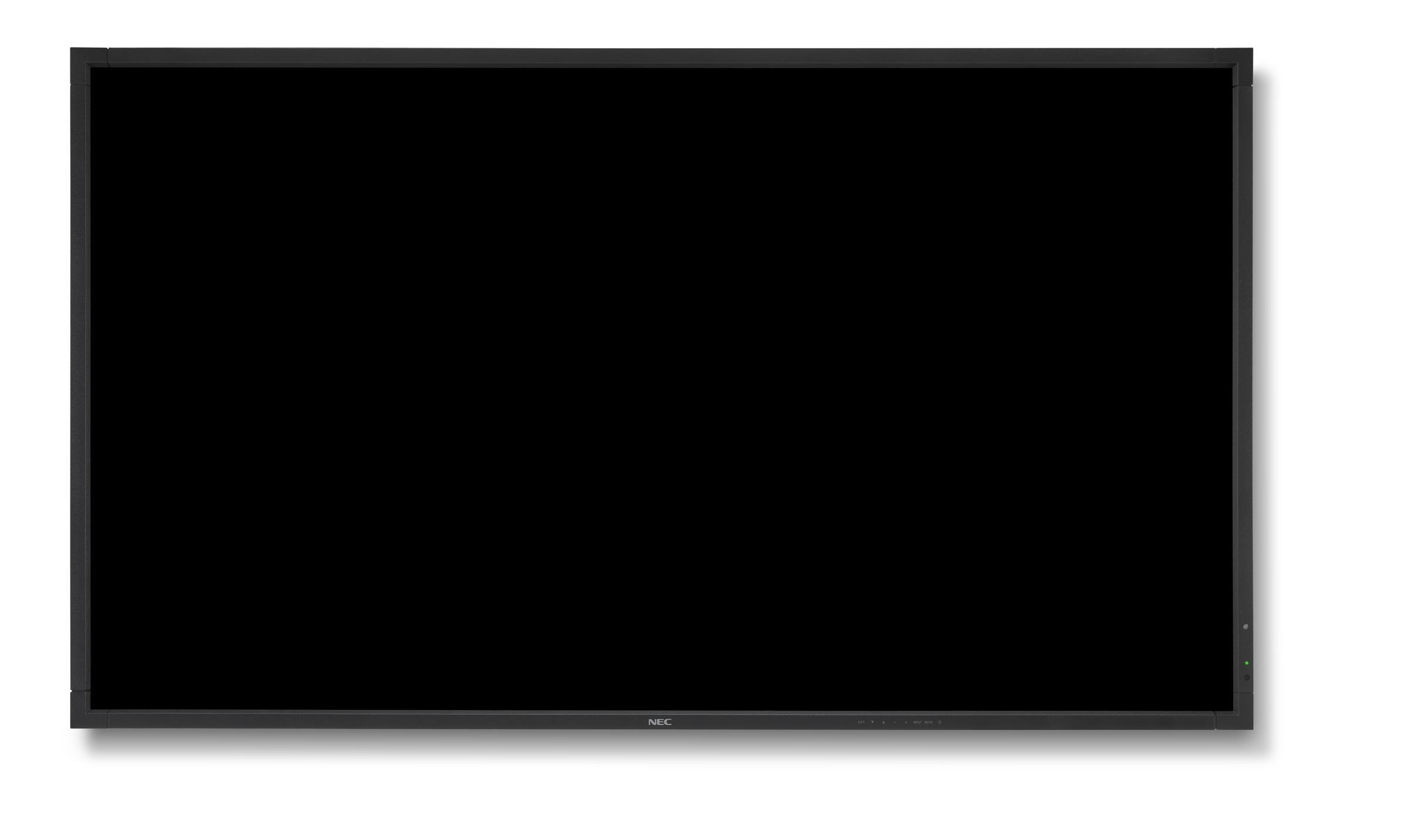 """NEC 46"""" velkoformátový dotykový display V463 - 24/7, 1920x1080, 480cd, bez stojanu, 5 point opt - 60003551"""