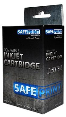 SAFEPRINT cartridge pro Brother DCP-130C/330C/540CN/750CW (LC1000Bk/black/500K) - 6133006037
