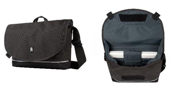 Crumpler Proper Roady Slim Laptop M - black - PRYSL-M-001