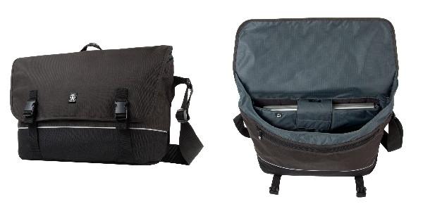 Crumpler Proper Roady Laptop XL - black - PRY-XL-001