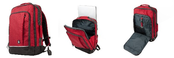 Crumpler Proper Roady Backpack XL - deep red - PRYBP-XL-002