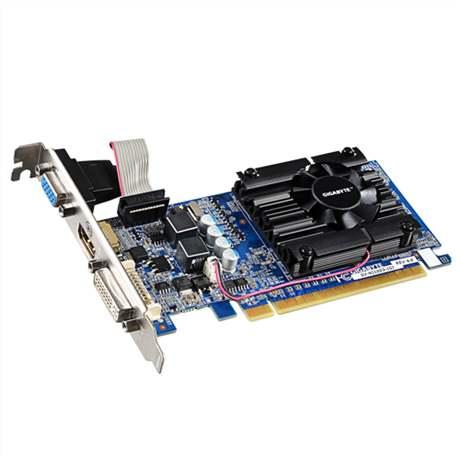 GIGABYTE VGA nVidia 210 1GB DDR3 - GV-N210D3-1GI Rev 6.0