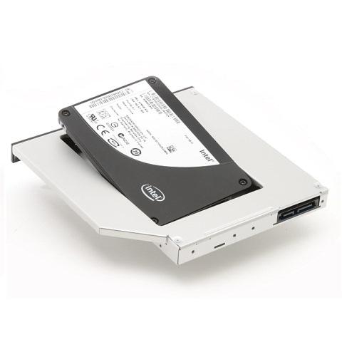 Dell rámeček pro sekundární HDD do Media Bay šachty pro Latitude a Precision notebooky - 2BOE7