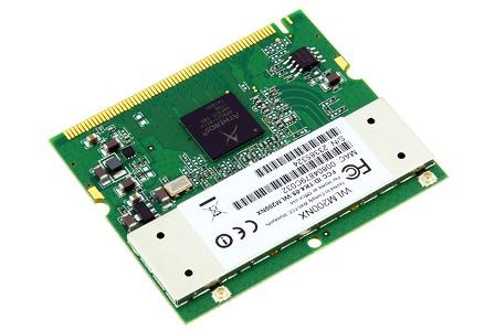 Compex WLM200NX miniPCI, 100mW, 802.11a/b/g/n, 2,4GHz a 5GHz, MIMO, 2xU.FL - WLM200NX